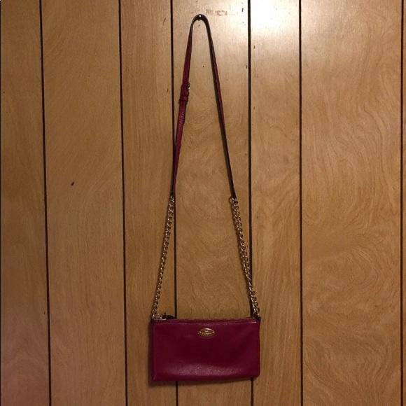Coach Handbags - Coach Cross Body bag (Original)